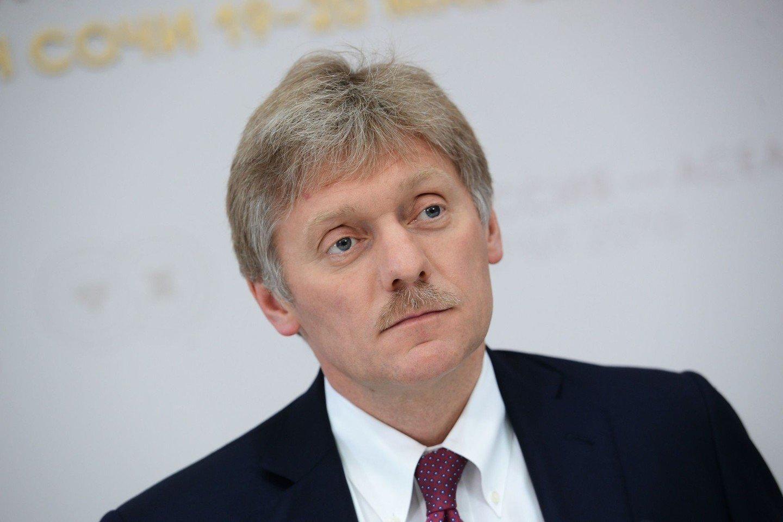 Песков не видел видеоклип с песней в поддержку Путина