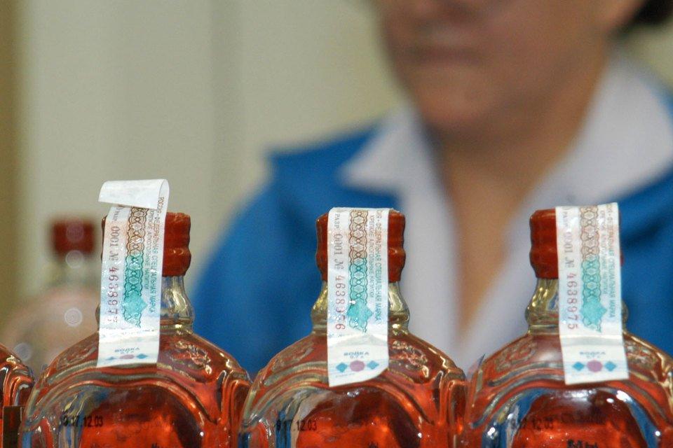 ДоНового года магазины в столице России проверят наналичие «левого» алкоголя