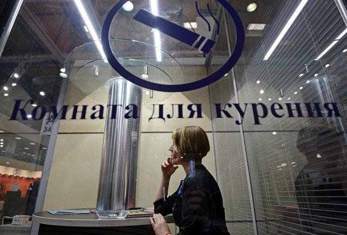 В русские  аэропорты могут вернуть помещения для курения