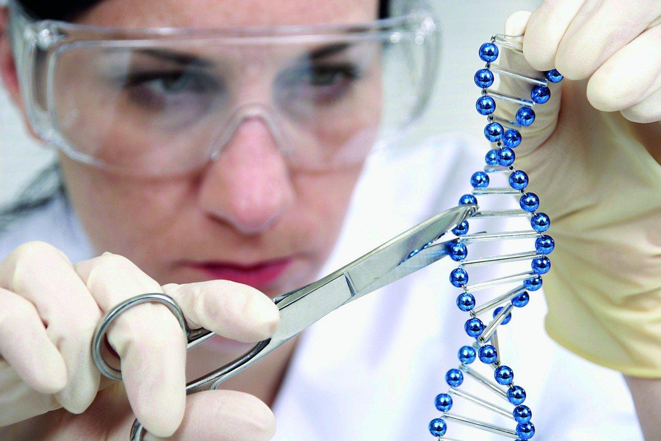 Впервый раз геномное редактирование опробовали наживом человеке— Ученые