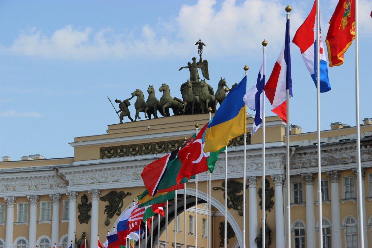 ВПетербурге официально открылся Международный культурный форум