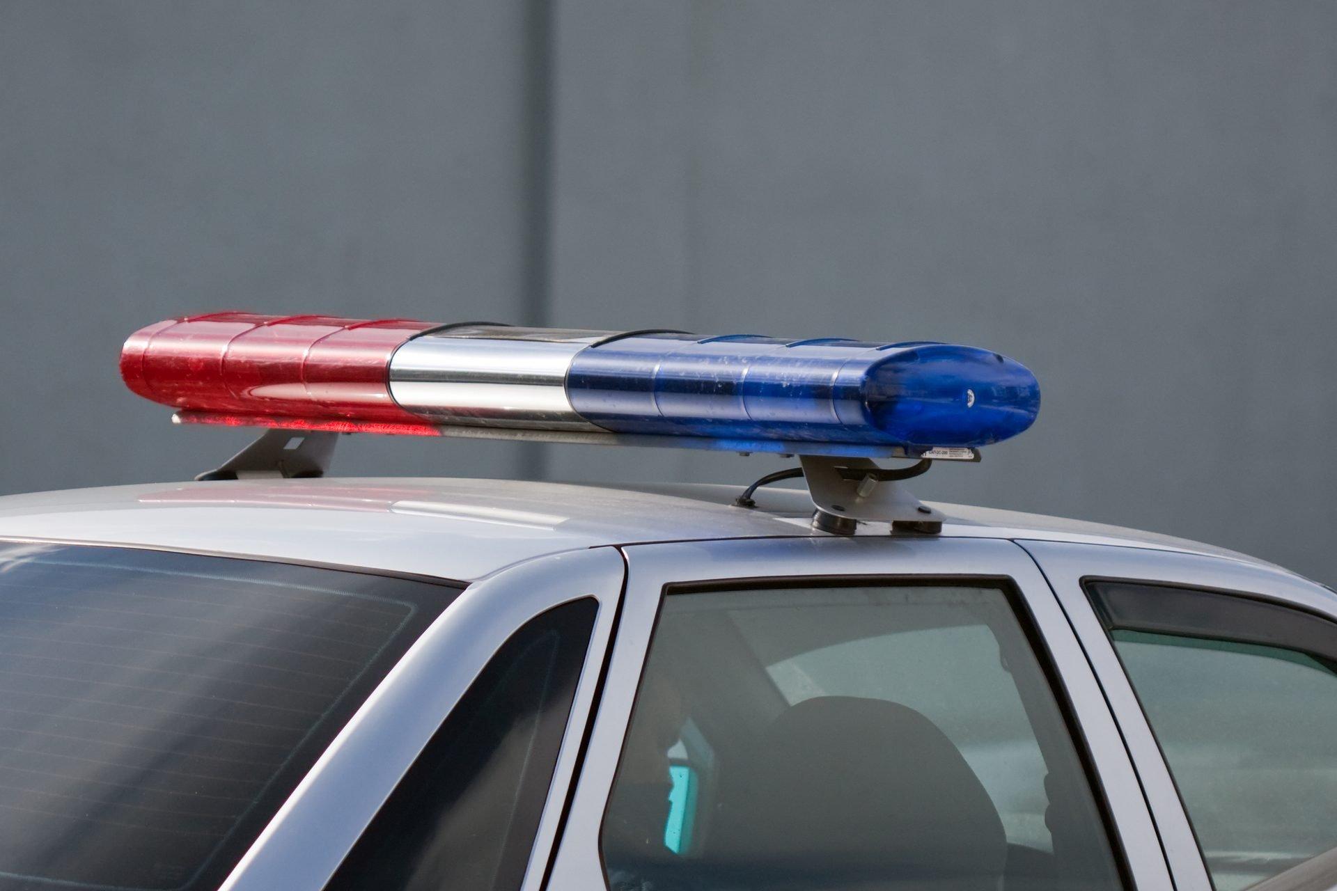 Погоню сострельбой забесправным водителем устроили полицейские Удмуртии