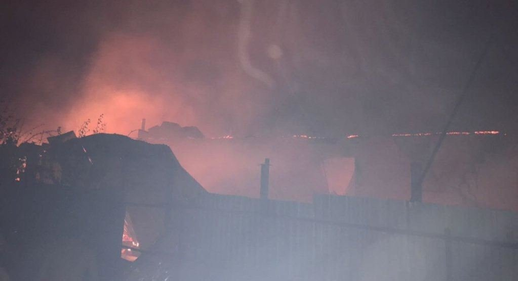 МЧС: Двое детей погибли впожаре вдоме вдагестанском селе Кули