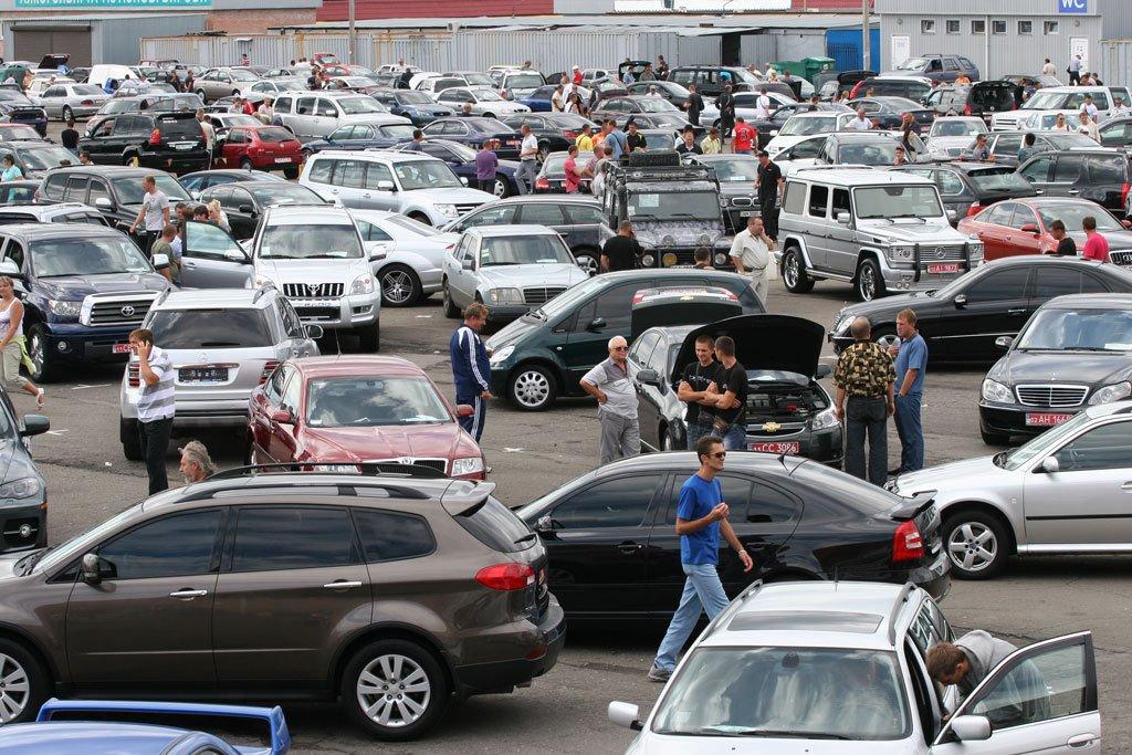 Тульская область вошла всписок лидеров попродаже подержанных машин