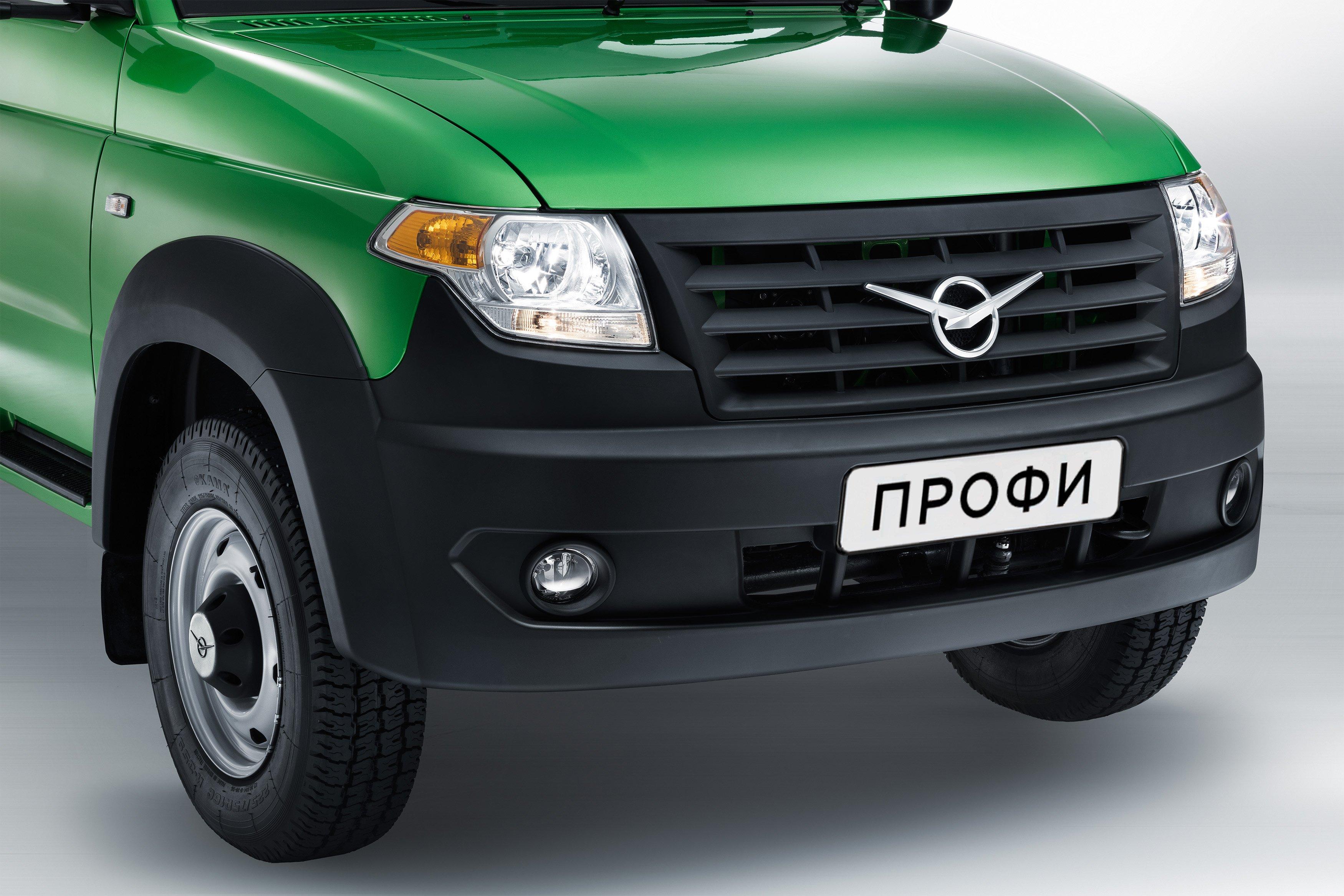 УАЗ «Профи» сГБО уже доступен вавтосалонах