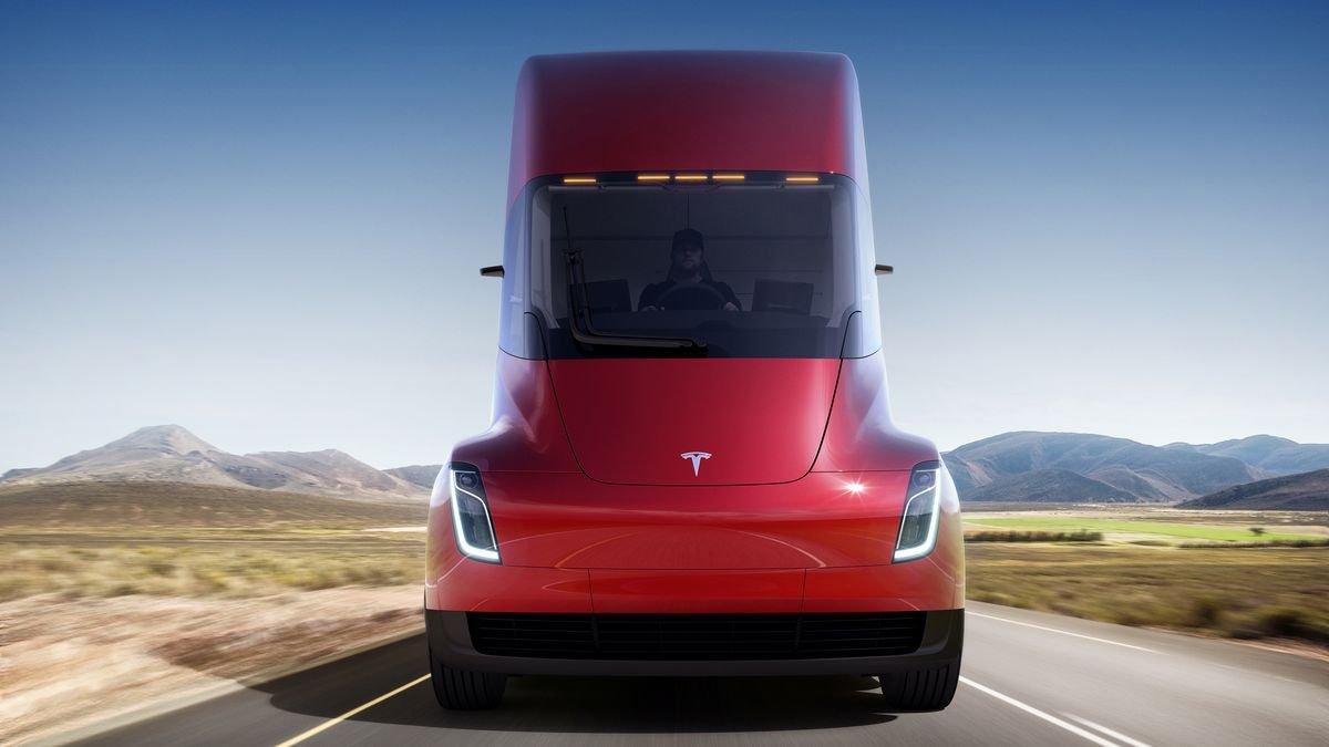 Специалист поведал опроблемах эксплуатации фургонов Tesla