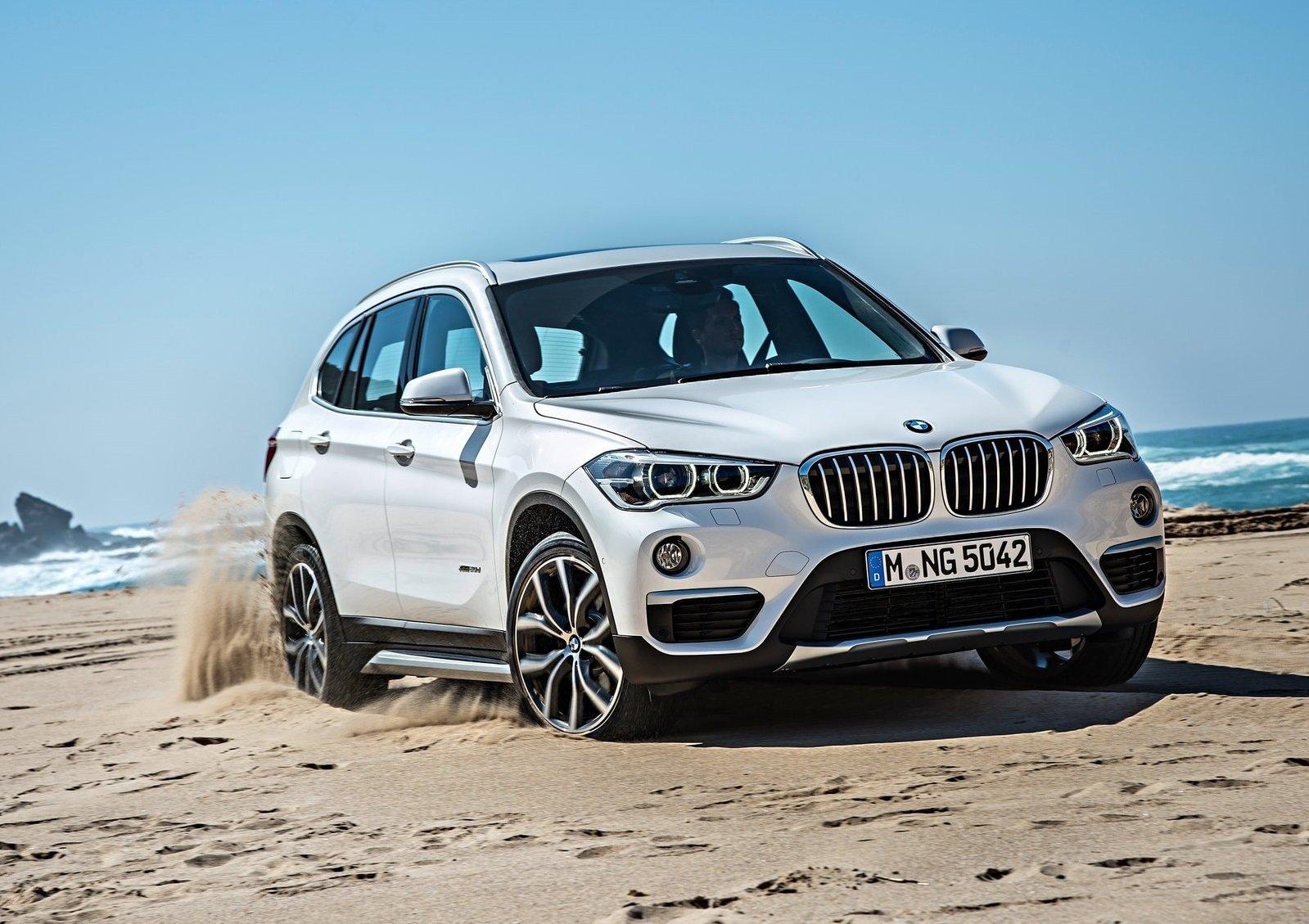Обновленный BMW X2 получит 300-сильный двигатель