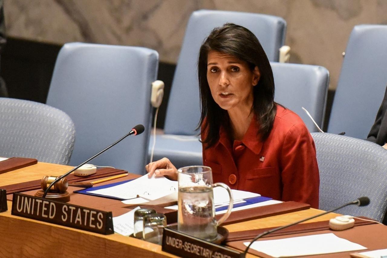Госдепартамент: будем сражаться засправедливость вСирии без Совбеза ООН