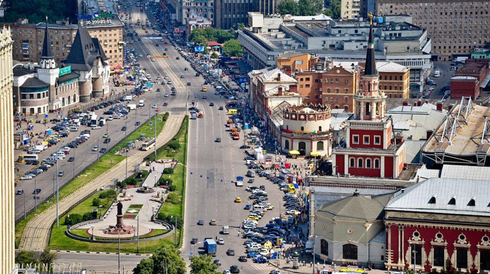 Из 3 московских вокзалов сделают единый транспортный узел