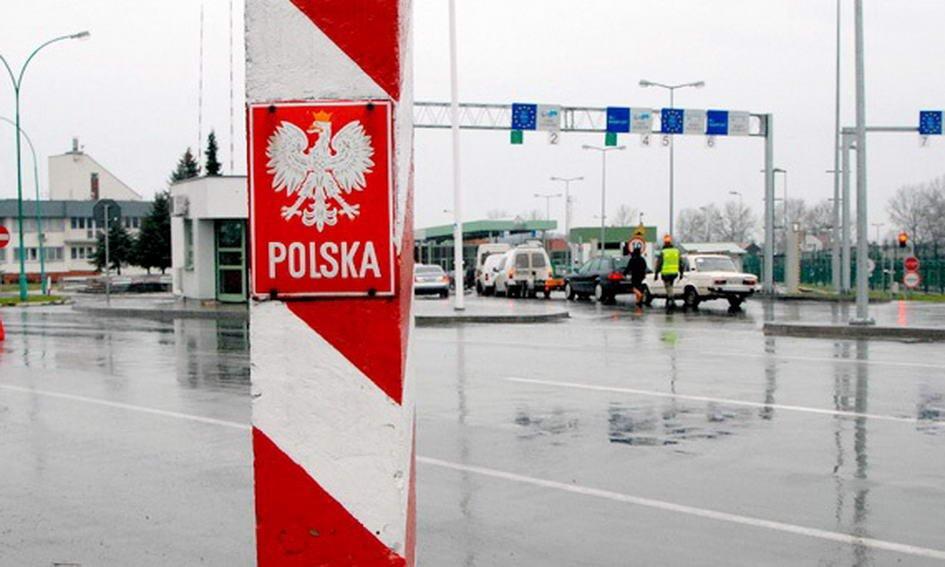 Польша блокирует Украину из-за