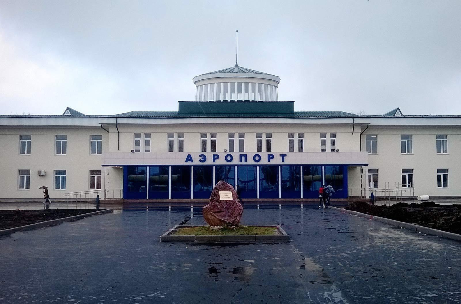 На строительство аэропорта в Саратове выделят миллиард рублей