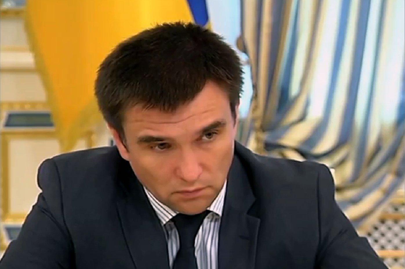 Глава МИД Украины рассказал, как поделится «опытом борьбы с россиянами» США