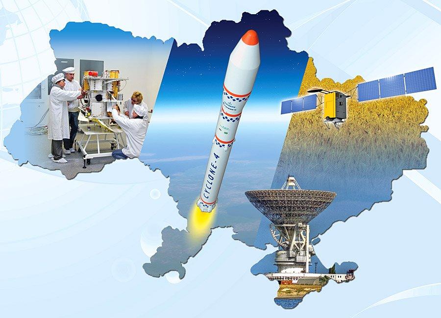 Пётр Порошенко продолжает верить в освоении украинцами космоса