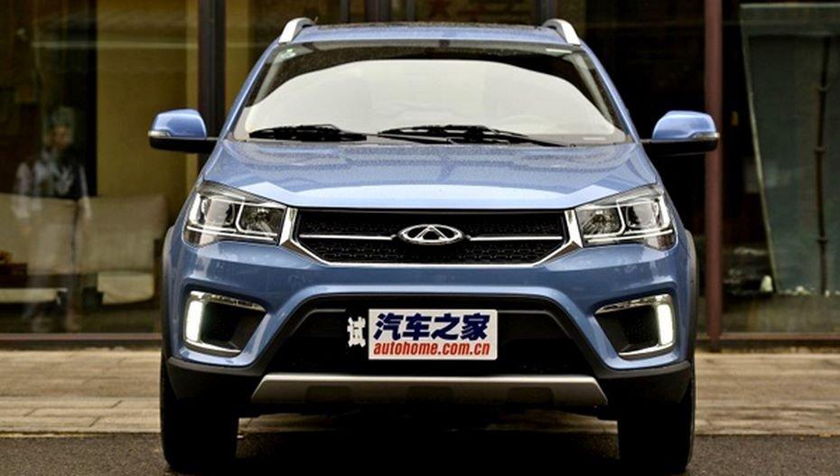 Электрический кроссовер Чери Tiggo 3X официально представлен вГуанчжоу