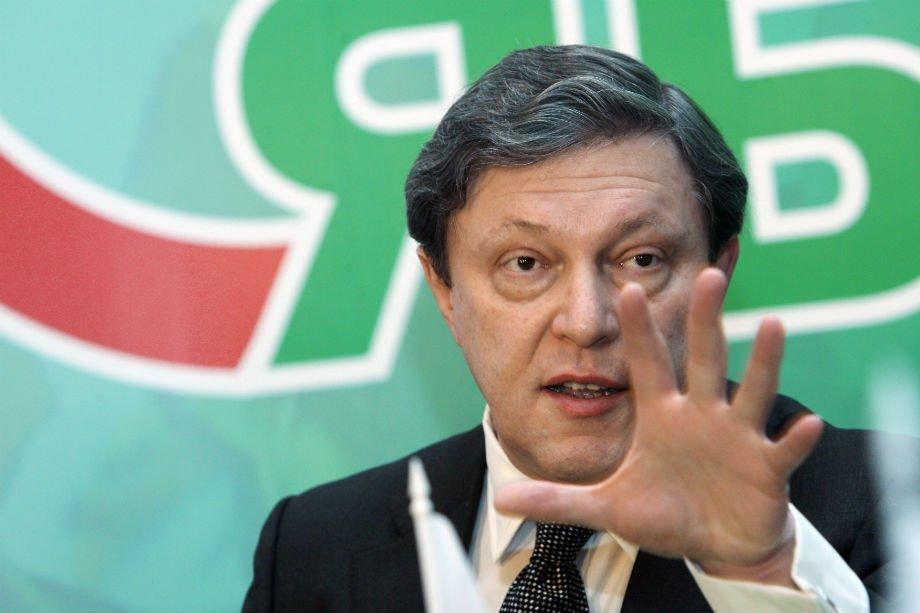 Власти Крыма ответили на предложение Явлинского провести новый референдум