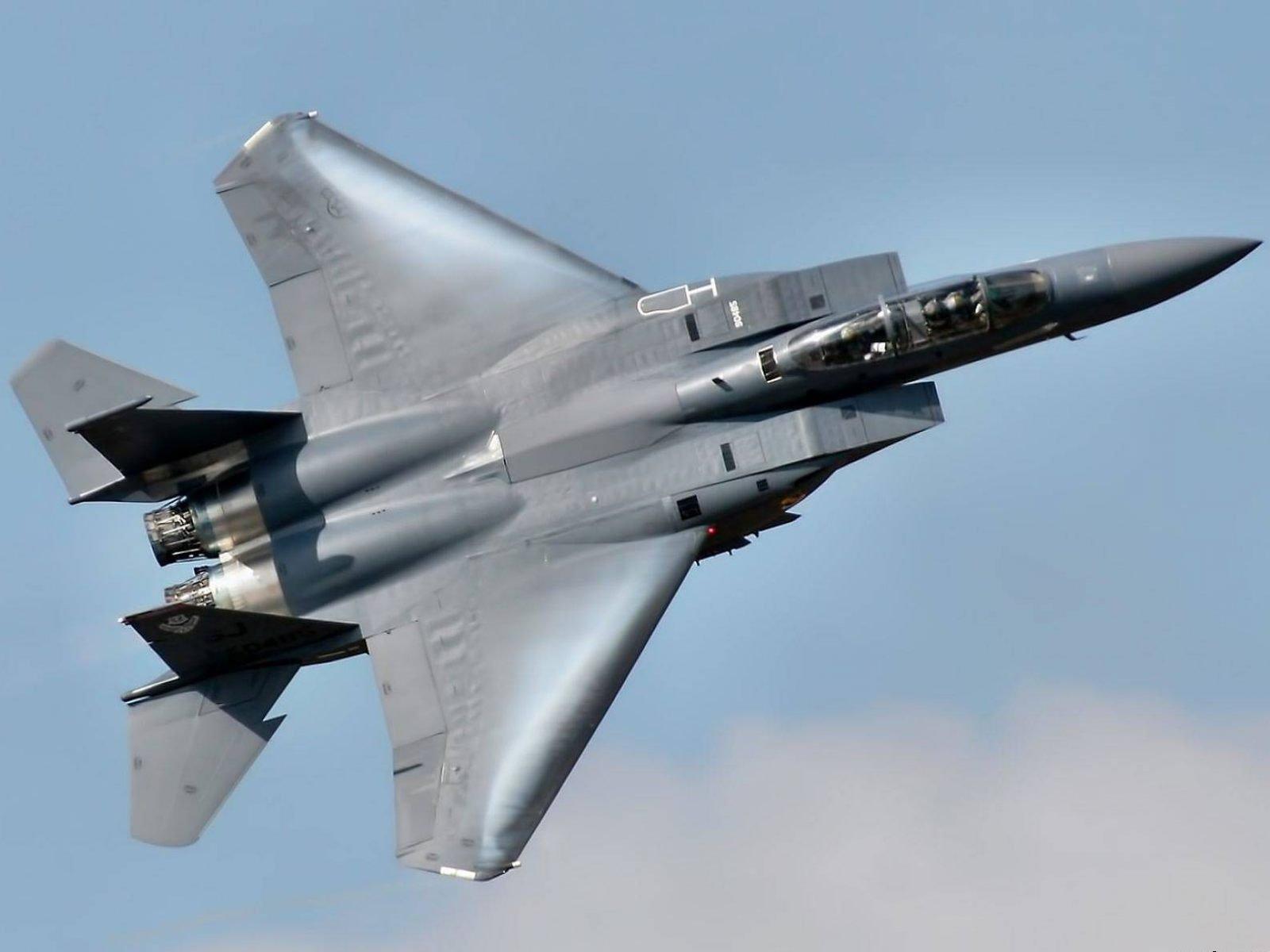 Истребители США попытались перехватить НЛО