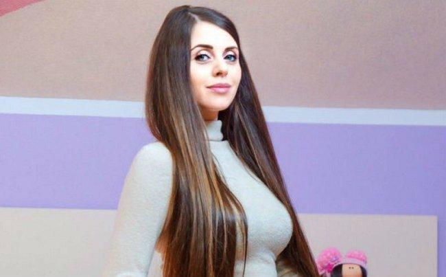 Ольга Рапунцель не торопится прощать «загулявшего» супруга