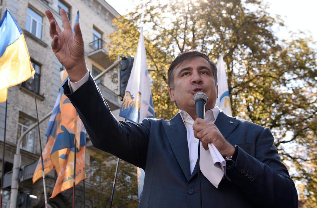 Саакашвили объявил о готовности занять пост премьер-министра ради спасения Украины