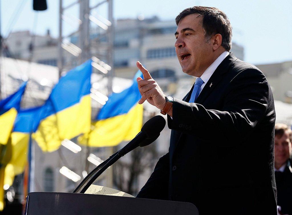 Саакашвили объявил о