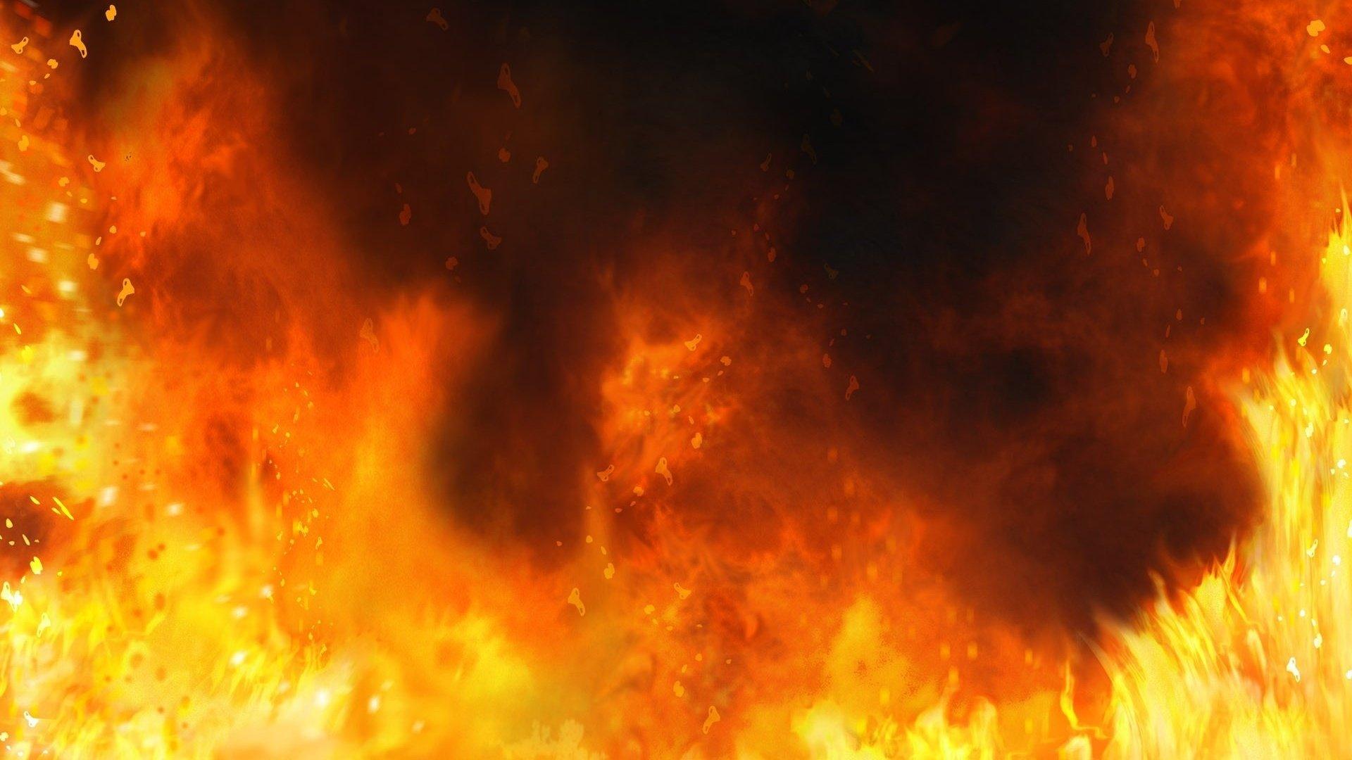 На западе Москвы локализовали пожар в стрелковом клубе