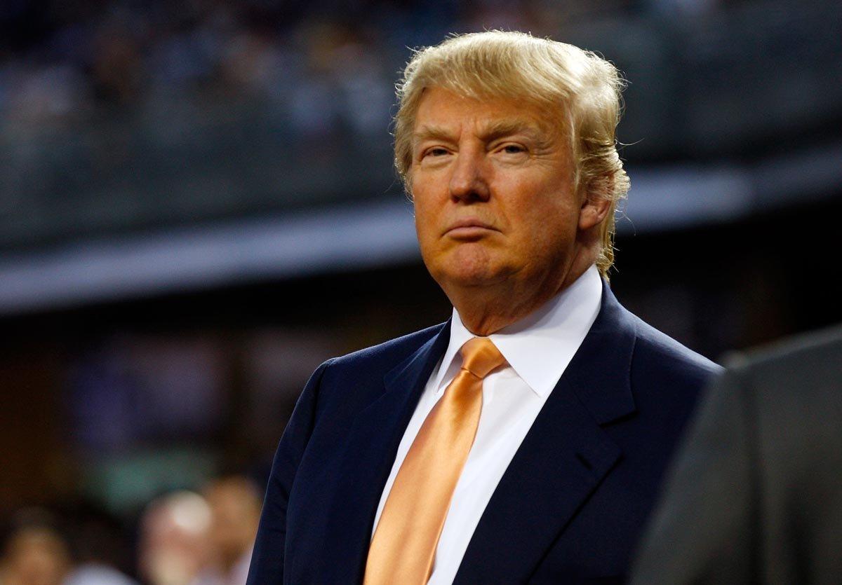 Трамп заявил о гибели американского пограничника на южной границе