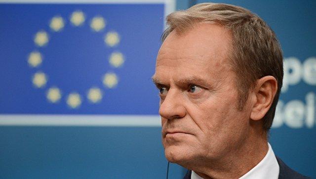 Глава Евросовета подозревает власти Польши в исполнении
