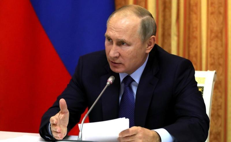 Путин на встрече с президентом Судана подпишет контракты по ископаемым