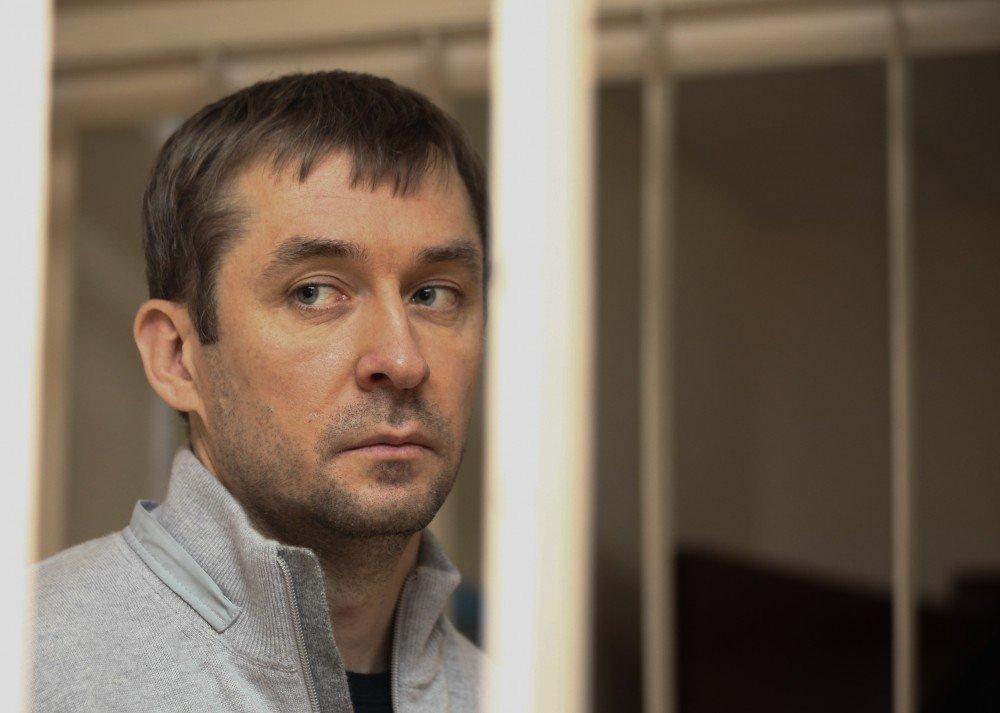 Полковника Захарченко «слушали» с2013 года