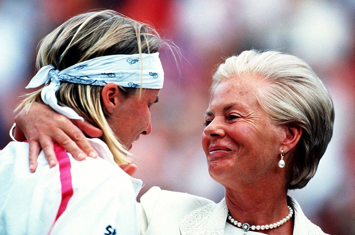 Известная тенниситка Яна Новотна умерла от рака