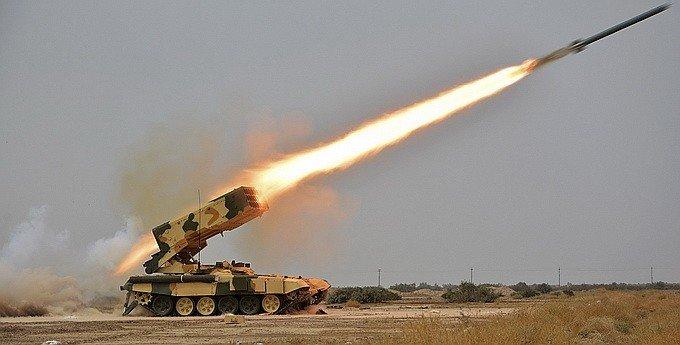 «Дочка» УВЗ модернизировала тяжелые огнеметные системы ТОС-1А для Минобороны РФ