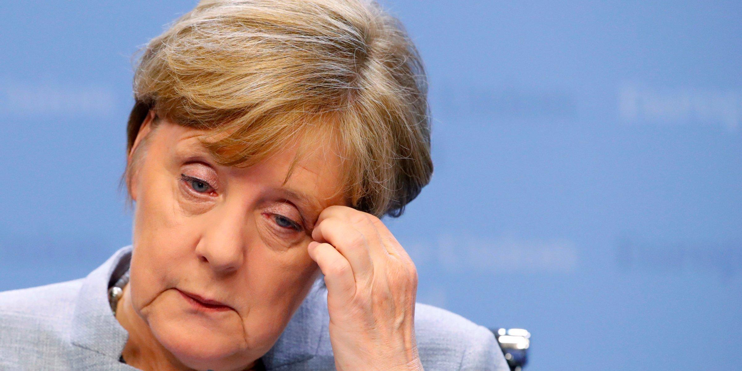 Лидеры партии «Альтернатива для Германии» настаивают на отставке Меркель