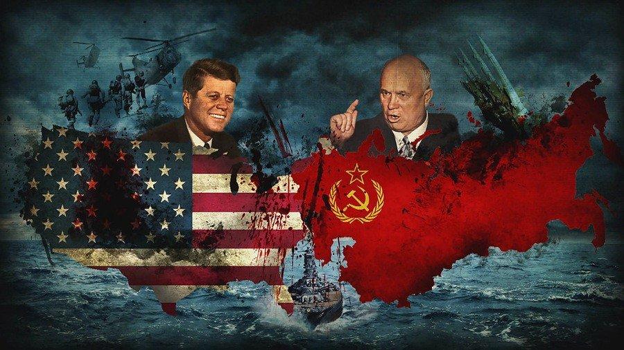 СМИ: США стремились начать войну с СССР в 1962 году