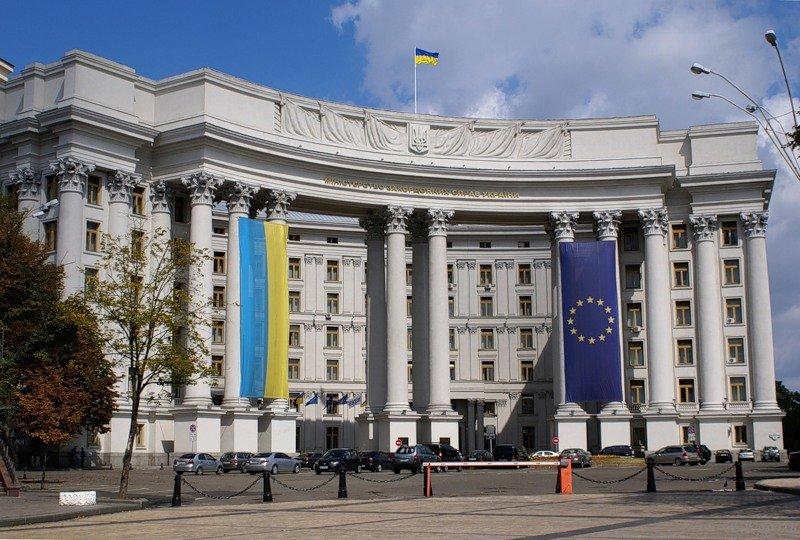 Украина протестует против поездки Путина в Крым