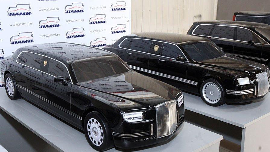 Началась сборка предсерийных авто проекта «Кортеж»