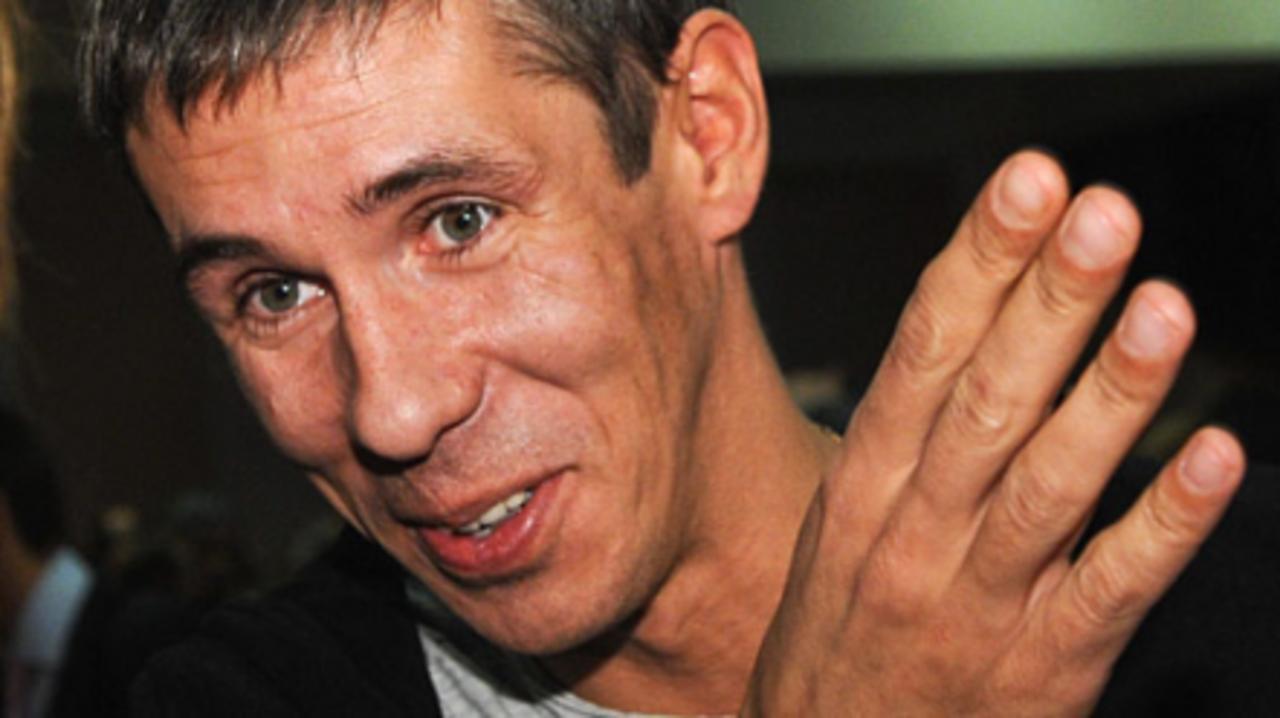 Алексей Панин выругался матом на директора Билана во Владимире