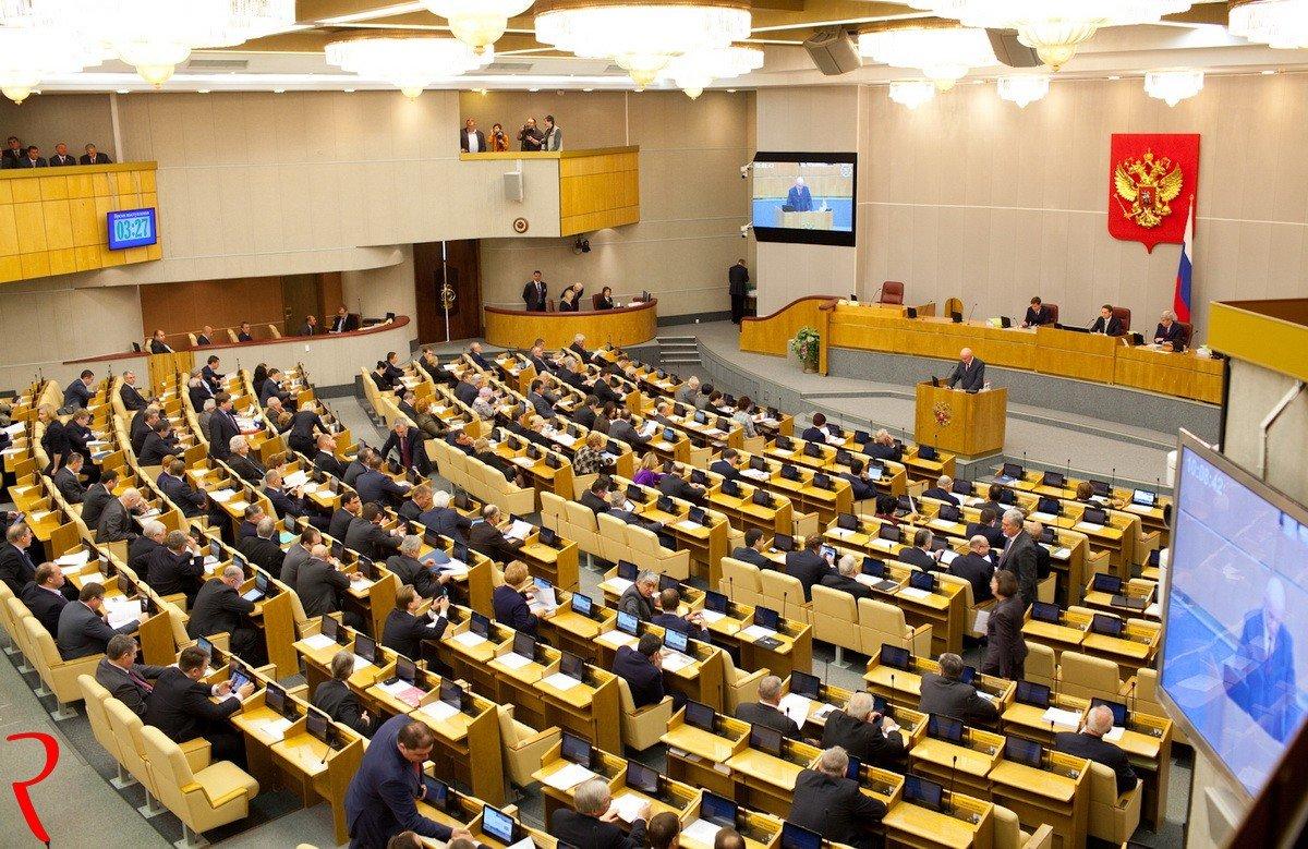 В Госдуме отреагировали на призыв украинского депутата ослабить Россию