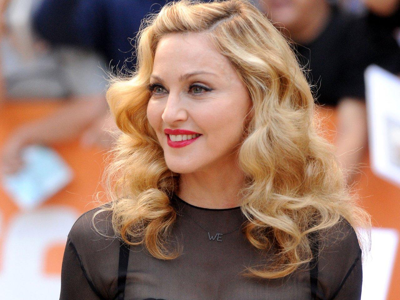 108 фотографий голой Мадонны ввозрасте 18 лет выставлены нааукцион
