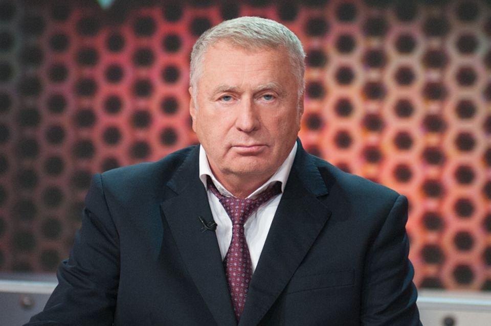 ЛДПР выдвинула Владимира Жириновского в кандидаты на пост президента РФ