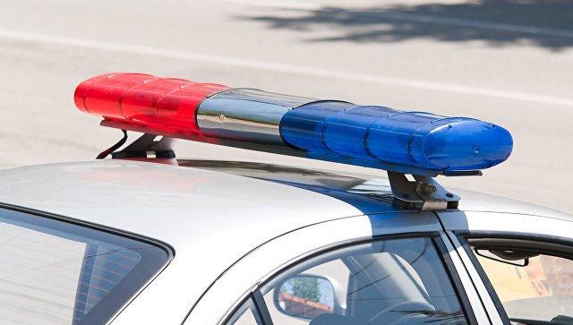 В результате ДТП с патрульной машиной погибли два человека