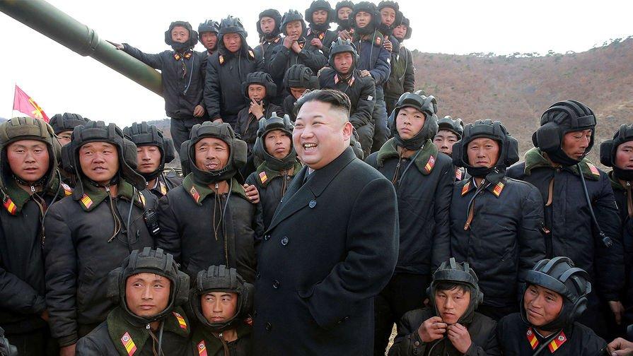 Из-за санкцией вСеверной Кореи запретили веселья с спиртом