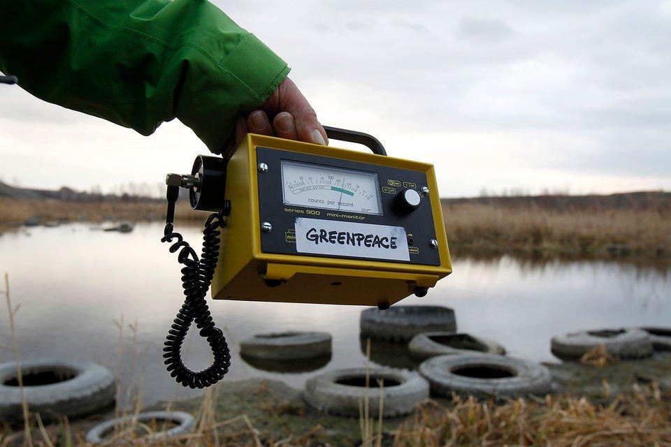 В Ростовской области зафиксирован рост радиации