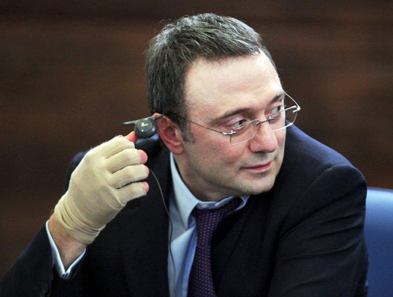 Сенатора Керимова задержали французские полицейские в Ницце