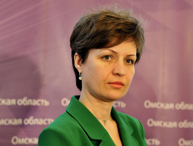 Впервые мэром Омска стала женщина