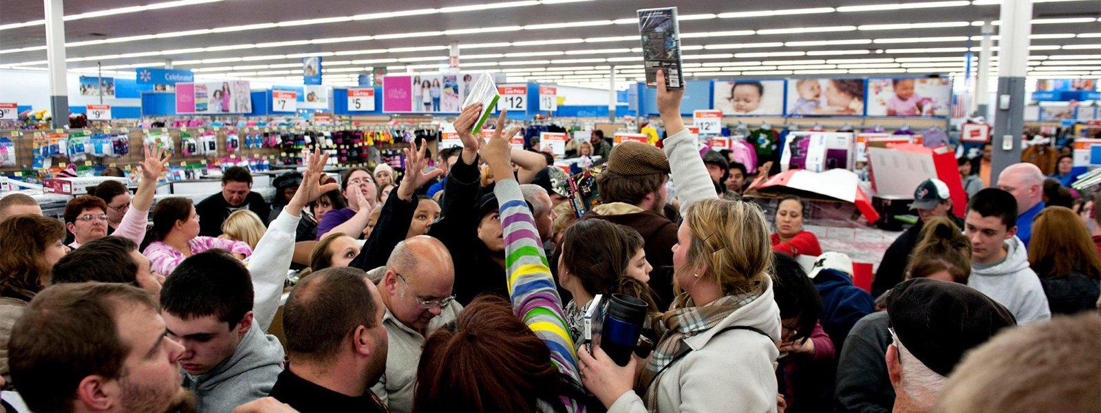В РФ предлагают принять закон о распродажах