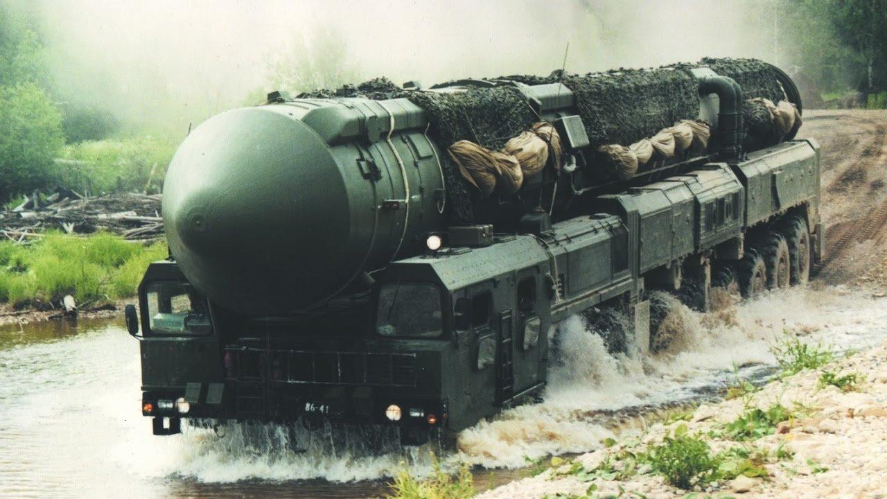 Размещены кадры запуска ракеты «Тополь-М»— Панорамное видео