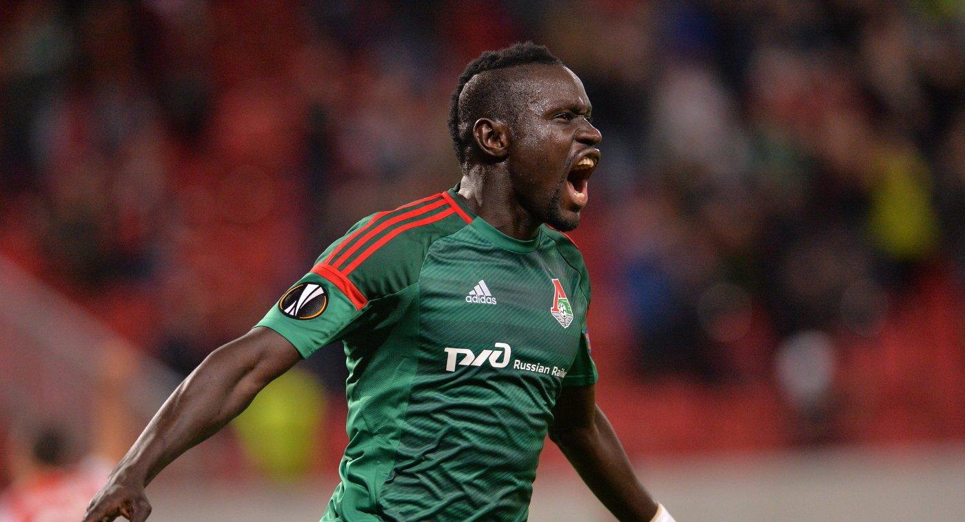 Футболиста Умара Ниассе обвинили в притворстве