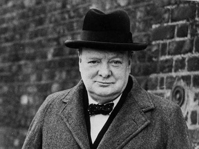 Последнюю картину Черчилля продали на аукционе в Лондоне за $473 тысячи