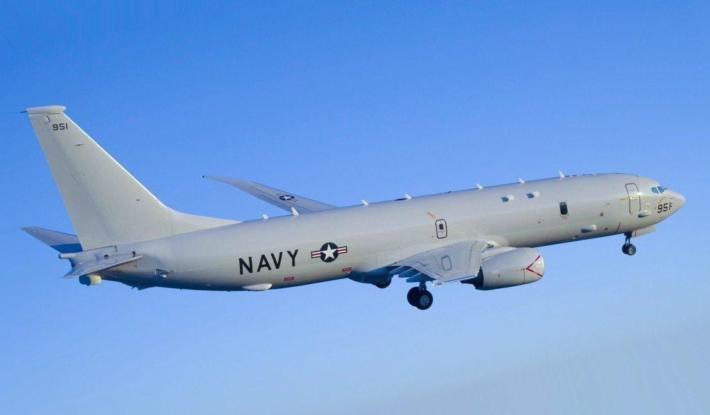 Воздушное судно ВМС США потерпело крушение в Тихом океане