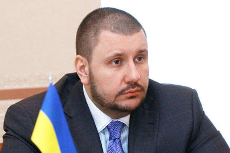 На Украине экс-министра доходов Клименко обвиняют в госизмене
