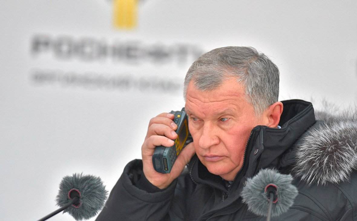 Сечин не придет в суд по делу Улюкаева до конца года